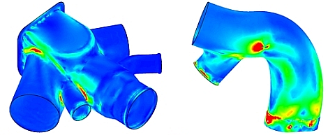 Composite Ducting Analysis