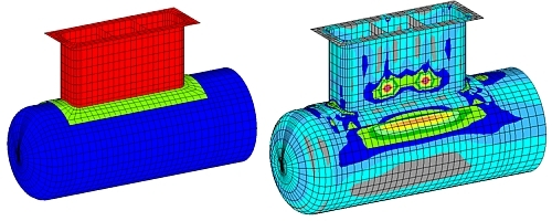 capabilities_pressure_vessel_analysis_ASME_VIII_Division_2