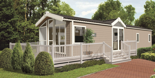 Wilde worked closely with Willerby on new product development (Courtesy: Willerby Holiday Homes Ltd)