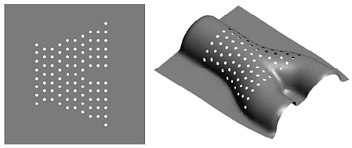 Optimisation of perforation pattern for sheet metal forming process (Courtesy: CAE Solutions Ltd)