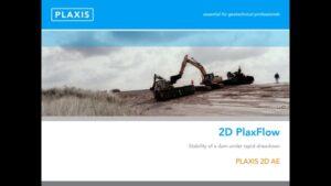 PLAXIS 2D Plaxflow Capability