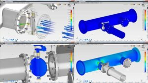 Structural, Thermal & Fluid Analysis of Valve