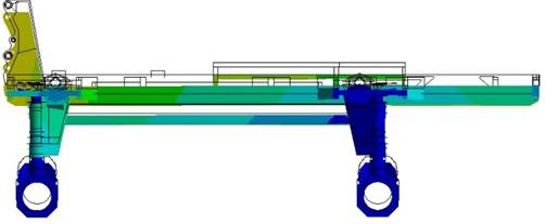 case_study_image_structural_design_detasseling_machine_chassis_ansys_4